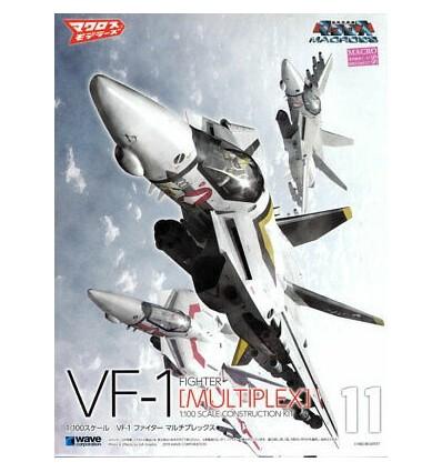 VF-1 A -J -S Fighter Multiplex 1/100 Wave