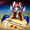 Getter Robot Super Mini Pla Vol.2 Bandai