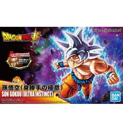 Son Goku Ultra Instinct Figure Rise Bandai