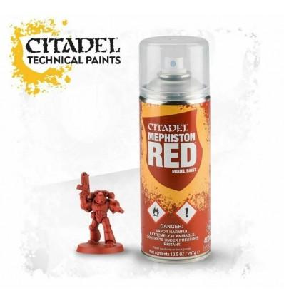 MEPHISTON RED Spray Citadel