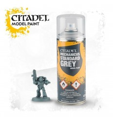 MECHANICUS STANDARD GREY Spray Citadel