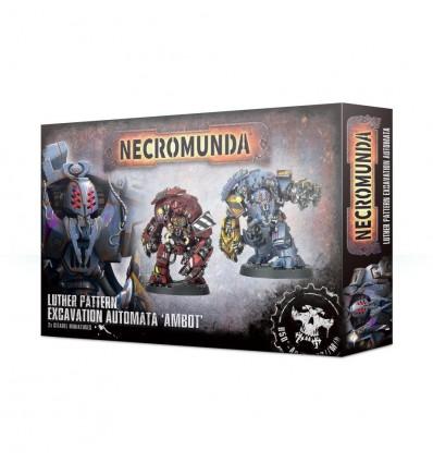 Necromunda Underhive Games Workshop
