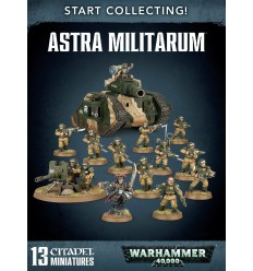 Start Collecting! ASTRA MILITARUM Citadel