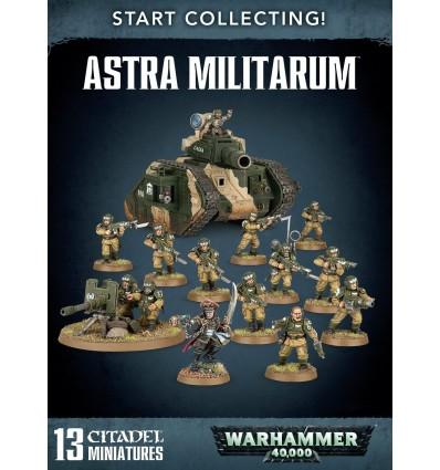 Start Collecting! ASTRA MILITARUM Citadel