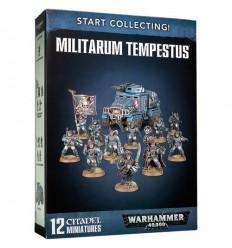 Start Collecting! MILITARUM TEMPESTUS Citadel