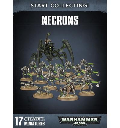 Start Collecting! NECRONS Citadel