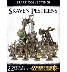 Start Collecting! SKAVEN PESTILENS Citadel