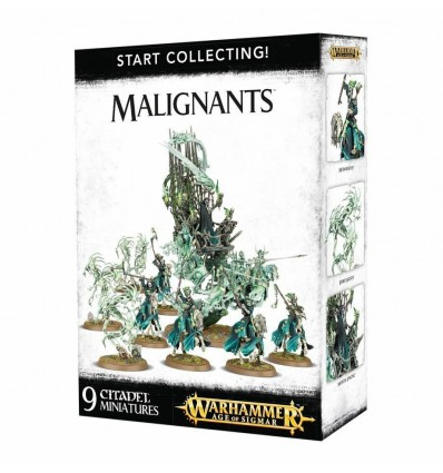 Start Collecting! MALIGNANTS Citadel