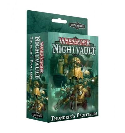THUNDRIK'S PROFITEERS Warhammer Underworlds (ESP) Citadel
