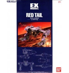 Red Tail 1/72 Bandai
