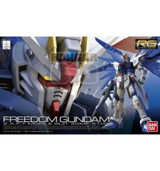 Freedom Gundam RG Bandai