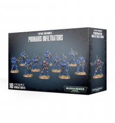 SPACE MARINES PRIMARIS INFILTRATORS Citadel