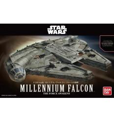 Millennium Falcon 1/144 Bandai Star wars