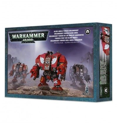 Start Collecting! Blood Angels Citadel