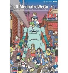 Mechatro WeGo No 11 RS Morino y Asshu Hasegawa