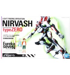 Nirvash Type Zero Bandai