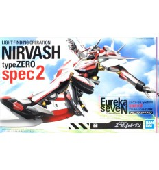 Nirvash spec 2 Bandai