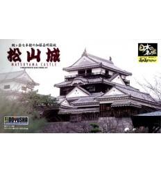 MATSUYAMA CASTLE 1/450 Aoshima