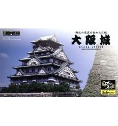 OSAKA CASTLE 1/800 Aoshima