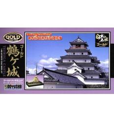 TSURUGA CASTLE 1/460 Aoshima