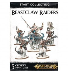 START COLLECTING! BEASTCLAW RAIDERS Citadel