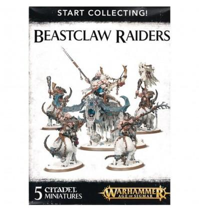 START COLLECTING! BEASTCLAW RAIDERS Citadel