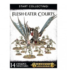 START COLLECTING! FLESH-EATER COURTS Citadel