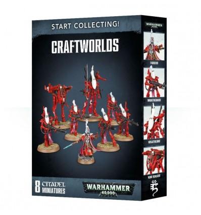 START COLLECTING! CRAFTWORLDS Citadel