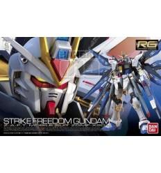 Strike Freedom Gundam RG Bandai