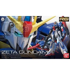 Zeta Gundam RG Bandai