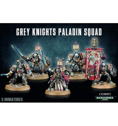 GREY KNIGHTS PALADIN SQUAD Citadel