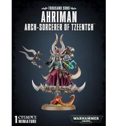 AHRIMAN ARCH-SORCERER OF TZEENTCH Citadel