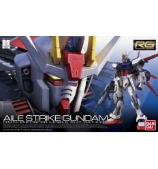 Aile Strike Gundam RG Bandai 1/144