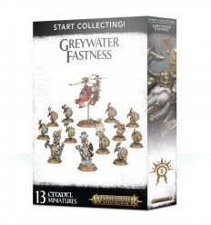 START COLLECTING! GREYWATER FASTNESS Citadel