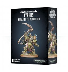TYPHUS: HERALD OF THE PLAGUE GOD Citadel