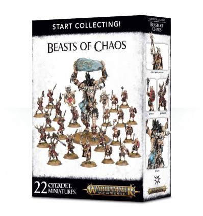 START COLLECTING! BEASTS OF CHAOS Citadel