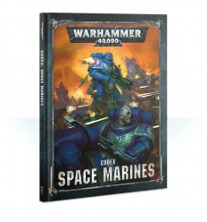 Codex SPACE MARINES Español Citadel