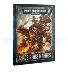 Codex CHAOS SPACE MARINES 2 Español Citadel
