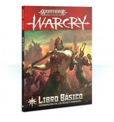 AGE OF SIGMAR: WARCRY CORE BOOK ESPAÑOL