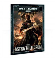 CODEX ASTRA MILITARUM ESPAÑOL