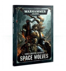 CODEX SPACE WOLVES ESPAÑOL