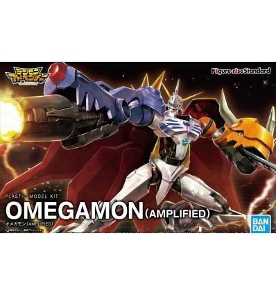 Omegamon Figure-rise Standard Bandai