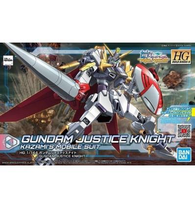 Justice Knight HG Bandai