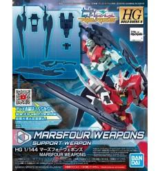 Marsfour Weapons HG Bandai