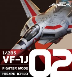 VF1J Fighter Mode 1/285 Kids Logic