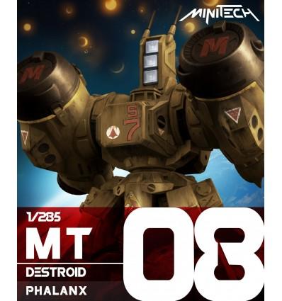 Destroid Phalanx 1/285 Kids Logic