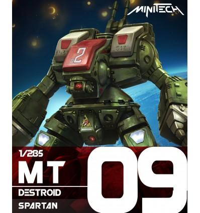 Destroid Spartan 1/285 Kids Logic