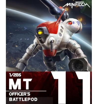 Officer's Battlepod 1/285 Kids Logic