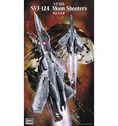 VF-22S SVF-124 Moon Shooters 1/72 Hasegawa