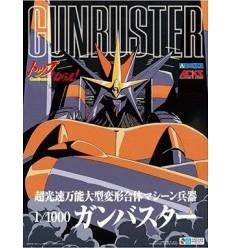 Gunbuster 1/1000 Aoshima